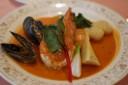 ムール貝と大正海老